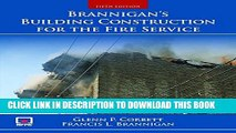 Collection Book Brannigan s Building Construction for the Fire Service