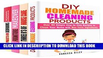 [New] House Care Box Set (4 in 1): DIY Cleaning and Decorating for a Better Home (Interior