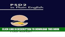 [PDF] PSD2 in Plain English (Payments Landscape for Non-Specialists) (Volume 1) Full Online