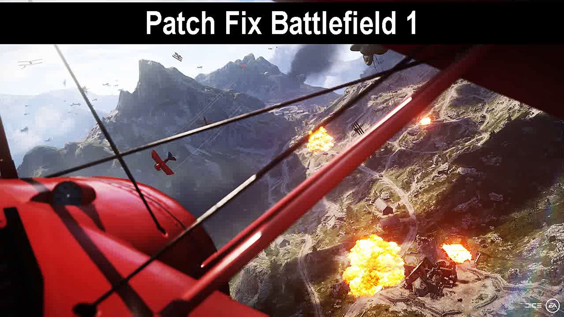 How to fix mouse lag in Battlefield 1
