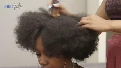 Beauté mode : Tuto tresse africaine : faire des nattes collées