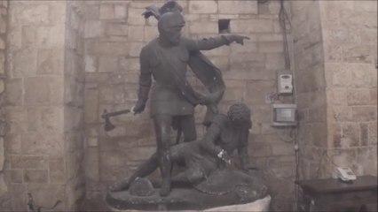 Alla Cantina del sole dove Ettore Fieramosca raccolse la sfida e l'onore d'Italia fu salvo