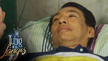 Tubig at Langis: Domeng is in good condition