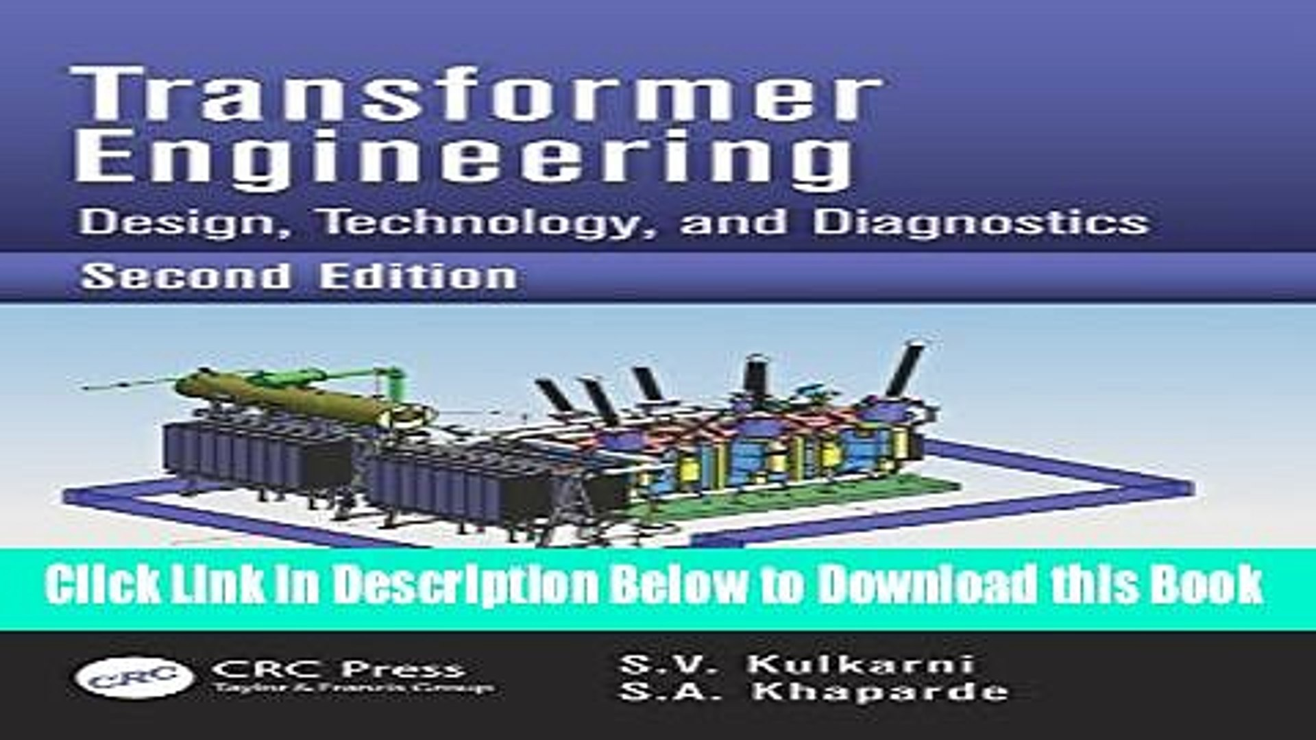 And Diagnostics Transformer Engineering Design Technology Second Edition Electromagnetics Computer Science