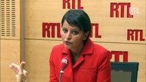 Najat Vallaud-Belkacem, invitée de RTL le 31 août 2016