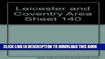 [PDF] Landranger Maps: Leicester and Coventry Area Sheet 140 (OS Landranger Map) Exclusive Full