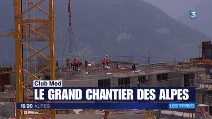 JT 19/20 Alpes du mardi 30 août