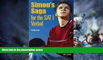 Big Deals  Simon s Saga for the New SAT Verbal  Best Seller Books Most Wanted