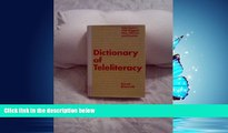 Enjoyed Read Dictionary of Teleliteracy: Television s 500 Biggest Hits, Misses, and Events