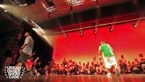 Pendant une battle de breakdance, ces 2 danseurs semblent possédés