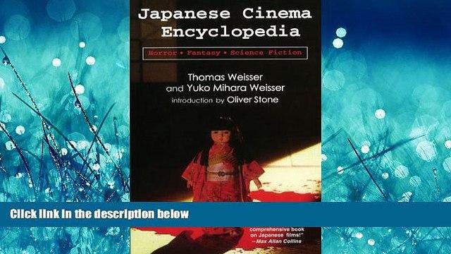 Online eBook Japanese Cinema Encyclopedia: The Horror, Fantasy, and Sci Fi Films