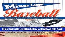 [Reads] Minor League Baseball: Community Building Through Hometown Sports Online Ebook