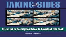[PDF] Taking Sides: Clashing Views in Crime and Criminology Online Ebook