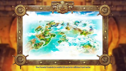 Discover The Haven in Dragon Quest VII  Fragments of the Forgotten Past - Episode 5 de Dragon Quest VII : La Quête des vestiges du monde