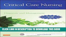 [PDF] Critical Care Nursing: Diagnosis and Management, 7e (Thelans Critical Care Nursing