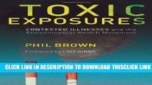 [Read] Toxic Exposures: Contested Illnesses and the Environmental Health Movement Full Online