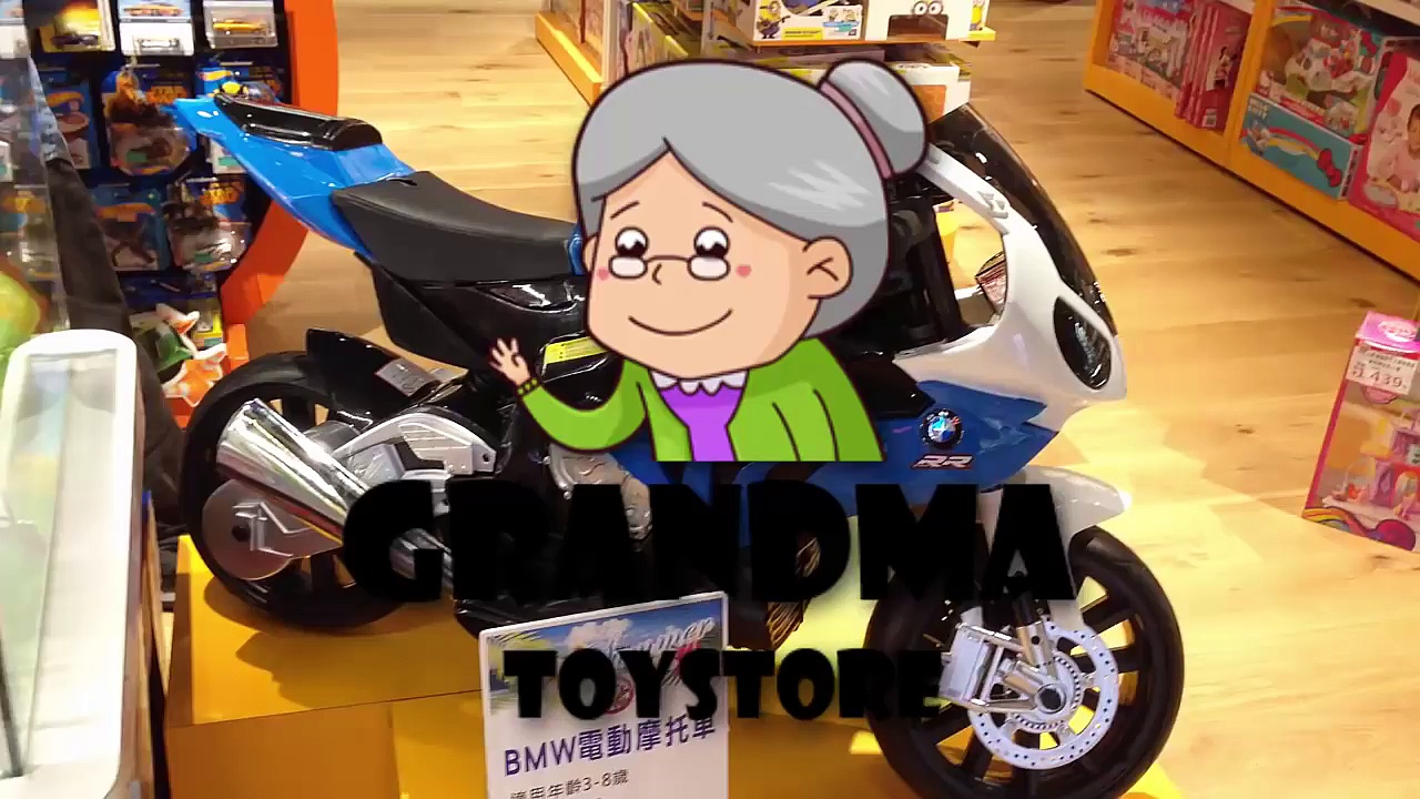 Unboxing TOYS Review/Demos – BMW electric toy motorcycle for big kids to ride