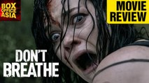 Don't Breathe Full Movie Review | Stephen Lang, Jane Levy | Box Office Asia