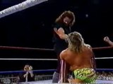 Video - WWF - Ultimate Warrior vs The Undertaker (1991)