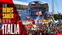 Las claves del GP Italia F1 2016