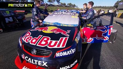 V8 Supercars 2016 Round 18 & 19 Sydney Motorsport Park - Highlights en PRMotor TV Channel [HD, 720p]