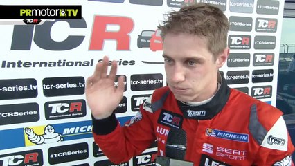 Pepe Oriola gana la 1era carrera en Tailandia - TCR Series - Rounds 15&16 en Buriram by PRMotor ... [HD, 720p]