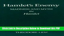 [PDF] Hamlet Enemy: Madness   Myth in Hamlet Ebook Free