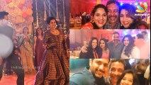 Varalakshmi Sarathkumar and other celebrities avoided Radhika Rayane marriage