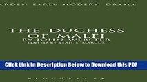 [Read] The Duchess of Malfi Full Online