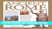 [PDF] Ancient Rome: A Complete History Of The Rise And Fall Of The Roman Empire, Chronicling The