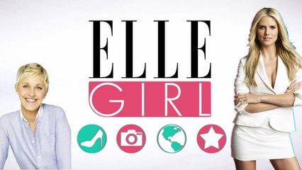 ELLE GIRL votre nouvelle chaîne TV chic & cool : mode, beauté, société, évènement, divertissement - bande annonce !