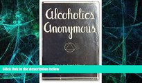 Big Deals  Alcoholics Anonymous 2nd Edition 16th Printing  Best Seller Books Best Seller