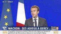 Les petites piques de Michel Sapin à Emmanuel Macron - ZAPPING ACTU DU 31/08/2016