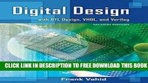 Collection Book Digital Design with RTL Design, VHDL, and Verilog