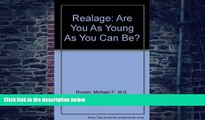 Big Deals  Realage: Are You As Young As You Can Be?  Best Seller Books Most Wanted