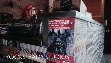 Batman Arkham VR : Becoming Batman de Batman: Arkham VR