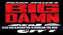 New Book Big Damn Sin City