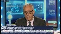 """On prend le large: """"Les émergents surperforment de manière très nette depuis le Brexit"""", Bruno Vanier - 31/08"""