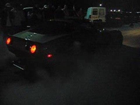 Corvette Burnout 1200 HP