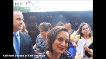 Kathleen Bedoya Exec Producer of East Los High at 2016 Daytime Emmy Awards