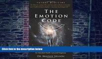 Big Deals  The Emotion Code  Best Seller Books Best Seller