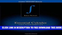 PDF Download] Student Solutions Manual for Stewart's