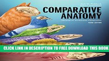 Collection Book Comparative Anatomy: Manual of Vertebrate Dissection