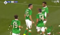 The Legend Robbie Keane Wonderful Goal - Ireland 2-0 Oman (31/8/2016) / Friendly Match