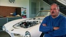 The Restoration of Elvis' BMW 507 - Finished car - Klaus Kutscher, BMW Group Classic Services