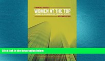 READ book  Financial Services: Women at the Top: A WIFS Research Study  DOWNLOAD ONLINE