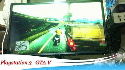PS3 GTA V βίντεο 1ο