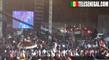 Vacances Citoyennes Diourbel! forte pluie lors du grand show de Youssou Ndour