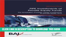 [PDF] PIPE Investments of Private Equity Funds: The temptation of public equity investments to