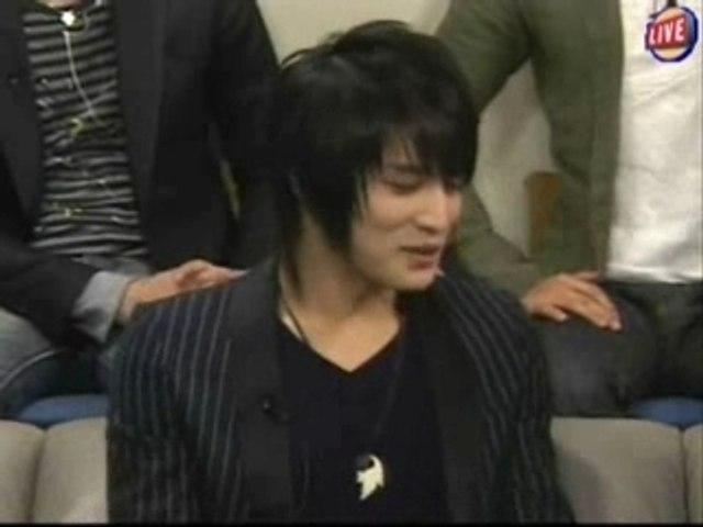 Jaejoong and Yunho